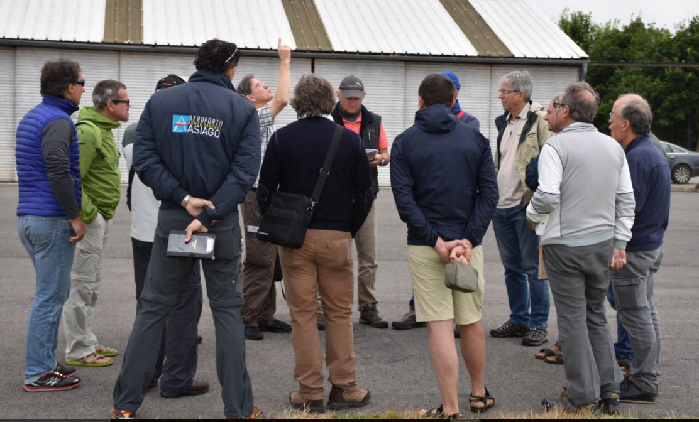 Tour d'Irlande 2016, Briefing Abbeville