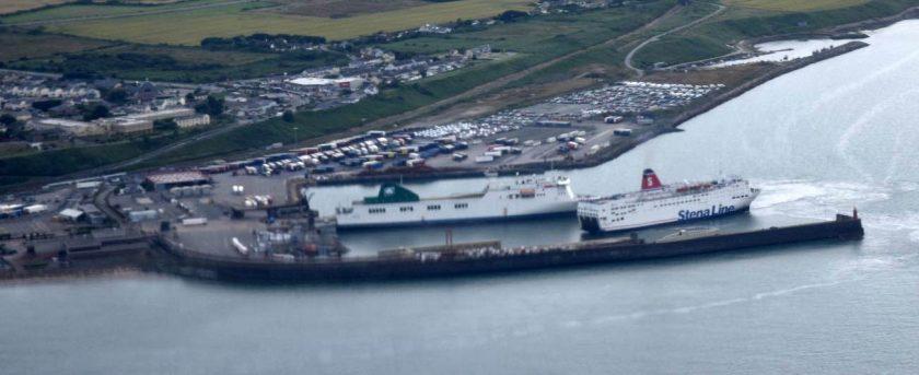 Le port de Wexford