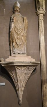Statue de Saint Patrick