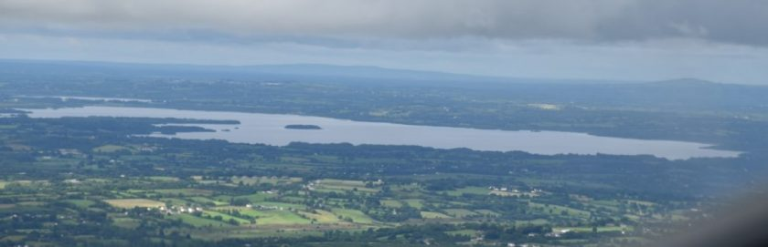 Lough Ramor lake