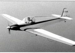 Il y a 60 ans volait le RF-01